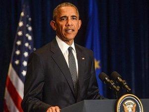 Obama: Saldırılar karşısında dehşete düştük