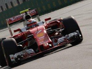 Raikkonen önümüzdeki yıl da Ferrari'de