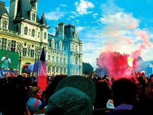 Fransa ve Almanya maçının ardından kavga: 1 ölü