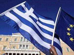 Yunanistan'da deflasyon 40. aya ulaştı
