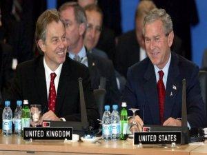 İngiltere ve Amerika'nın alçak pazarlığı