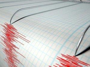 Antalya'da 4,3 büyüklüğünde deprem