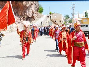 Taşkentliler Kiraz Festivali'nde buluştu