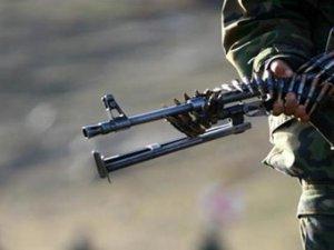 Jandarma karakoluna bomba yüklü araçla saldırı: 1 şehit