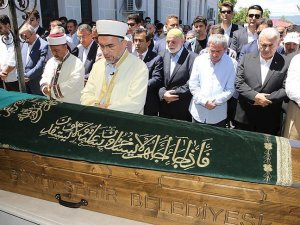 Başbakan Yıldırım Serim'in annesinin cenaze törenine katıldı