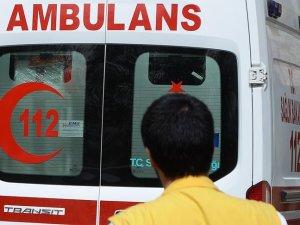 Teröristlerin yerleştirdiği patlayıcı infilak etti: 1 çocuk öldü