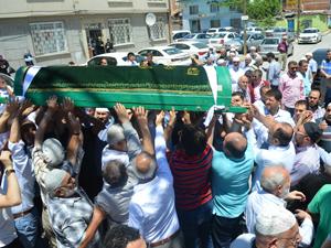 Ahmet Saim Arıtan'a son görev