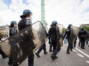 EURO 2016 final maçı öncesi polis alarma geçti