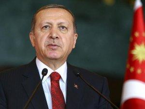 Erdoğan'dan Turgay Şeren için taziye mesajı