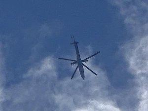 DAEŞ Palmira'da helikopter düşürdü: 2 Rus pilot öldü