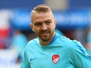 Caner Erkin Inter'de ilk antrenmanına çıktı