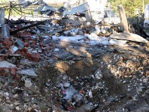 Bilecik'te tüp gaz deposunda patlama: 1 yaralı