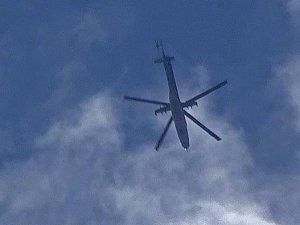 DAEŞ helikopter düşürdü: 2 Rus pilot öldü
