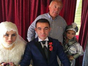Ahmet Tuncer'in mutlu günü