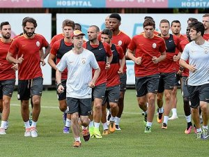 Galatasaray'ın İsviçre kampı kadrosu açıklandı