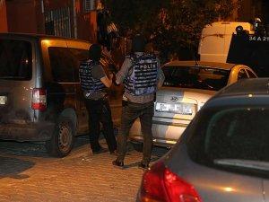 Kağıthane'de terör örgütü operasyonu: 4 gözaltı
