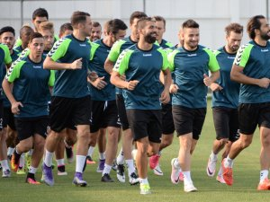 Konyaspor'da savunma bereketi
