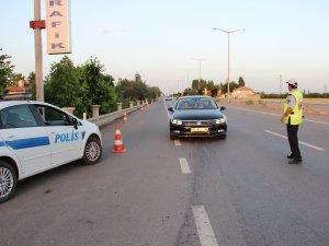 Karaman'a 9 günde 340 bin araç giriş çıkış yaptı