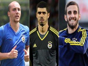 Fenerbahçe üç futbolcuyla sözleşme imzalayacak