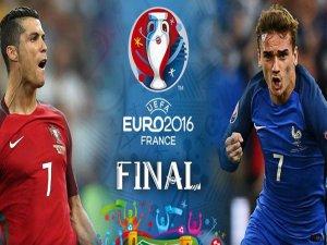UEFA, EURO 2016'nın en iyi 11'ini belirledi