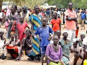 'Güney Sudan'da çatışmalardan kaçan 7 bin kişi BM yerleşkelerine sığındı'