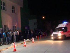 Giresun'da polis aracına silahlı saldırı: 3 yaralı