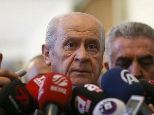 Bahçeli: MHP ayıklanacak ve yeniden kaynaşarak yoluna devam edecek