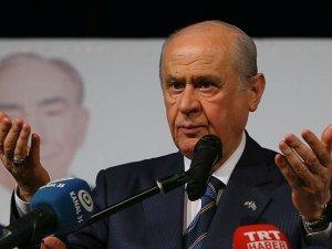MHP Genel Başkanı Devlet Bahçeli ifade verecek