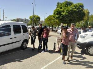 Konya'daki olayda 16 kişi adliyeye sevk edildi