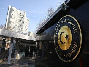 Türkiye AP'de PKK ve PYD için açılan sergiyi kınadı
