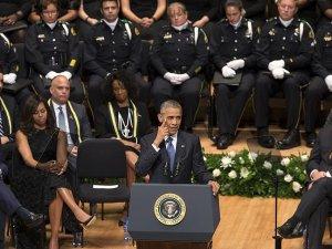 Obama, gözyaşı döktü