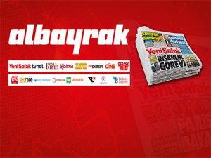 Yeni bir gazete, televizyon kanalı...