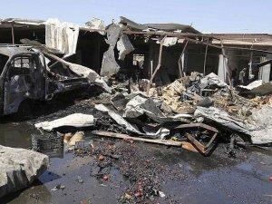 Bağdat'ta bombalı saldırı: 5 ölü, 9 yaralı