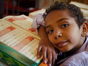 Sarayönü ilçesinde 1719 çocuk dini eğitim alıyor