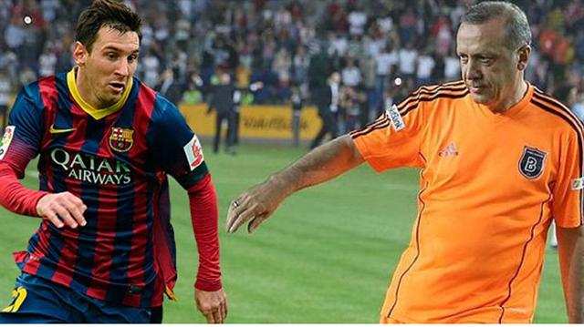 Erdoğan ve  Messi'nin de oynayacağı özel maçın bilet fiyatları belli oldu