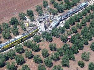 İtalya'daki tren kazasında ölü sayısı 27'ye yükseldi