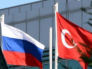 Türk ve Rus heyetleri Moskova'da buluşacak