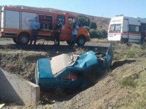 Yozgat'ta feci kaza: 5 ölü