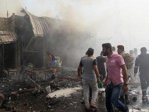 Irak'ta bombalı saldırılar: 10 ölü