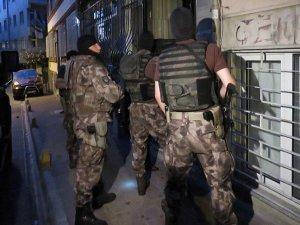 İstanbul merkezli uyuşturucu operasyonunda 20 gözaltı