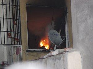 Konya'da yangında can pazarı