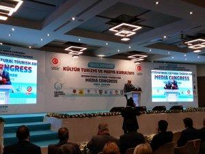 Yerli ve yabancı gazeteciler Konya'da buluştu