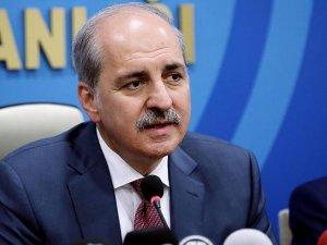 Kurtulmuş Konya'da AP'ye yüklendi