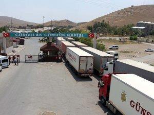 Gürbulak Sınır Kapısı yeniden açıldı