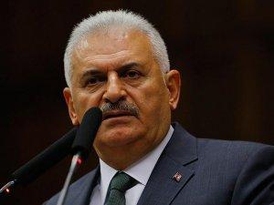 Başbakan Yıldırım'dan Nice'deki saldırıya kınama