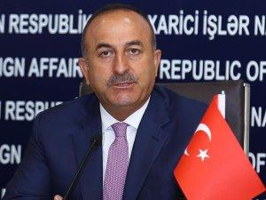 Çavuşoğlu: Terörle mücadele konusunda daha da kararlı olmalıyız