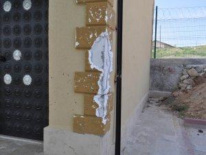 Cihanbeyli'de yapılan hizmetlere zarar verildi