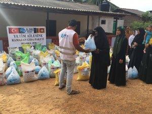 RİDA Derneği'nden 3 kıtaya ramazan bereketi taşındı