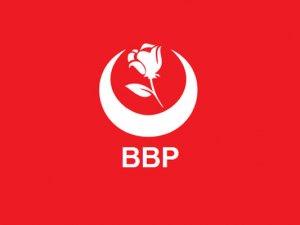 """BBP'den açıklama: """"Darbe yapmak hiçbir şekilde kabul edilemez"""""""