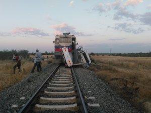 Konya'da hemzemin geçitte kaza: 2 ölü, 4 yaralı